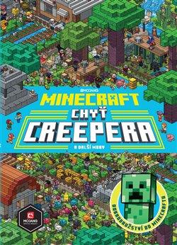 Obálka titulu Minecraft - Chyť creepera a další moby