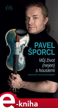 Obálka titulu Pavel Šporcl
