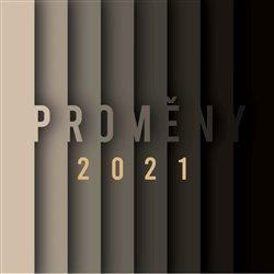 Obálka titulu Kalendář Proměny 2021