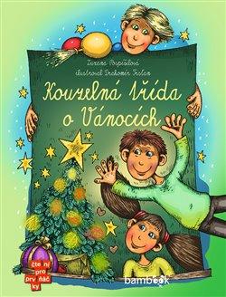 Obálka titulu Kouzelná třída o Vánocích