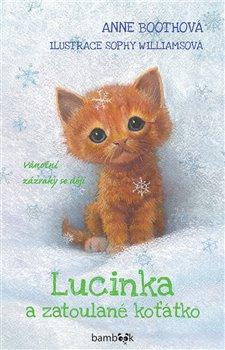 Obálka titulu Lucinka a zatoulané koťátko