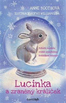 Obálka titulu Lucinka a zraněný králíček