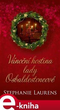 Obálka titulu Vánoční hostina lady Osbaldestoneové