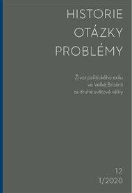 Historie-Otázky-Problémy 1/2020
