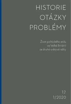 Obálka titulu Historie-Otázky-Problémy 1/2020