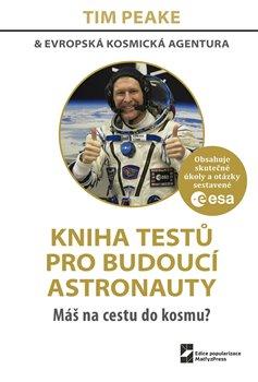 Obálka titulu Kniha testů pro budoucí astronauty