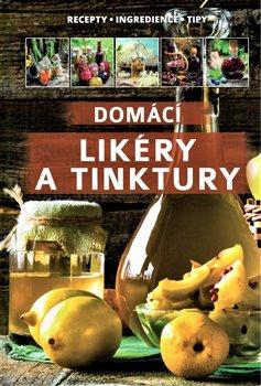 Obálka titulu Domácí likéry a tinktury