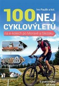 100 nej cyklovýletů na e-kolech po Moravě a Slezsku