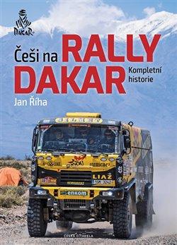 Obálka titulu Češi na Rally Dakar - Kompletní historie