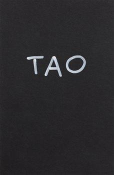 Obálka titulu Lao-tsi – Tao–tek–king / Krištof Kintera
