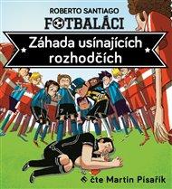 Fotbaláci I.. Záhada usínajících rozhodčí