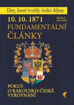 Obálka titulu 10. 10. 1871 - Fundamentální články