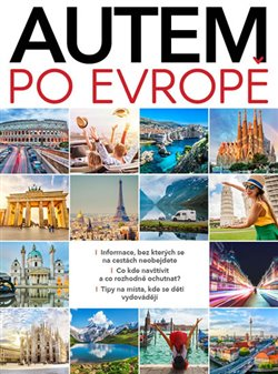Obálka titulu Autem po Evropě