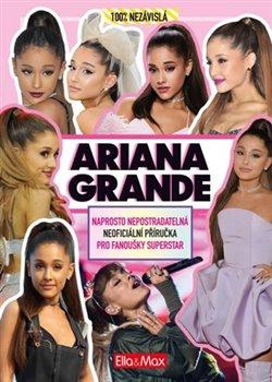 Obálka titulu Ariana Grande