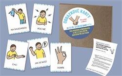 Obálka titulu Obrázkové karty pro podporu komunikace u dětí s odlišným mateřským jazykem