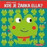 Kde je žabka Ella?