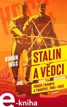 Obálka titulu Stalin a vědci