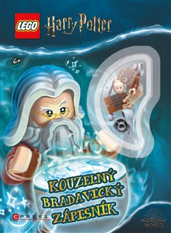 Obálka titulu Lego Harry Potter Kouzelný bradavický zápisník