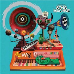 Obálka titulu Song Machine: Season 1