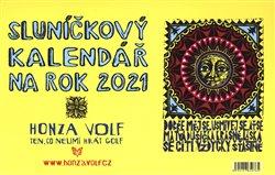 Obálka titulu Sluníčkový kalendář 2021 - stolní