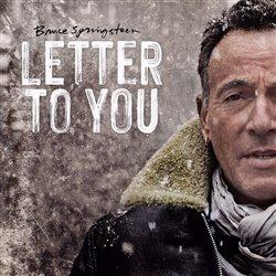 Obálka titulu Letter To You
