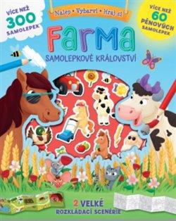 Obálka titulu Farma - samolepkové království