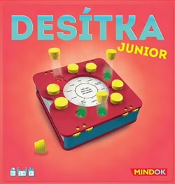 Obálka titulu Desítka Junior