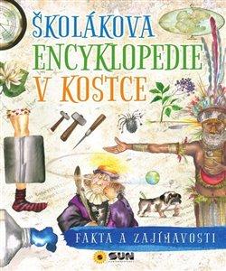 Obálka titulu Školákova encyklopedie v kostce