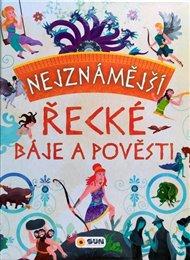 Nejznámější řecké báje a pověsti