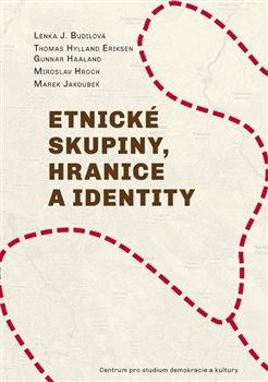 Obálka titulu Etnické skupiny, hranice a identity
