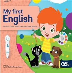 Obálka titulu Kouzelné čtení - My first english