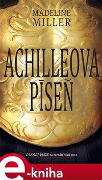 Obálka titulu Achilleova píseň