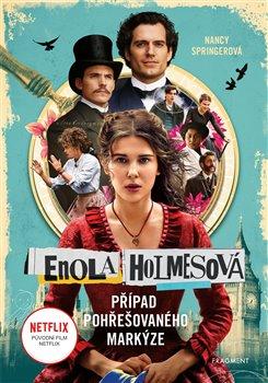 Obálka titulu Enola Holmesová – Případ pohřešovaného markýze