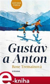 Obálka titulu Gustav a Anton
