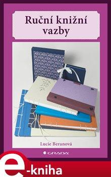 Obálka titulu Ruční knižní vazby