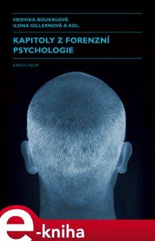 Obálka titulu Kapitoly z forenzní psychologie