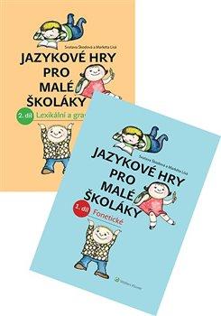 Obálka titulu Jazykové hry pro malé školáky