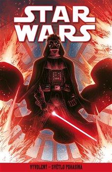 Obálka titulu Star Wars - Vyvolený - Světlo pohasíná