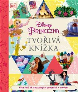 Obálka titulu Disney Princezna - Tvořivá knížka