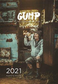 Obálka titulu Gump: kalendář 2021