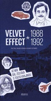 Obálka titulu Velvet Effect