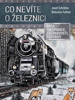 Obálka titulu Co nevíte o železnici