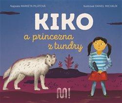 Obálka titulu Kiko a princezna z tundry