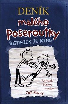Obálka titulu Rodrick je king