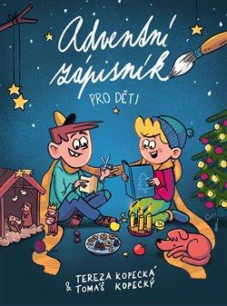 Obálka titulu Adventní zápisník pro děti