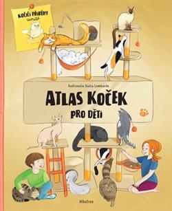 Obálka titulu Atlas koček pro děti
