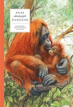 Obálka titulu Atlas ohrožených živočichů