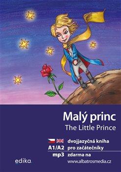 Obálka titulu Malý princ A1/A2 (AJ-ČJ)