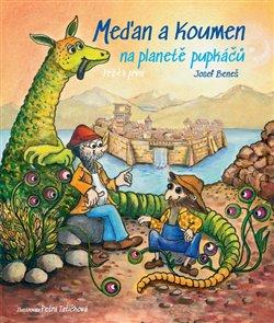 Obálka titulu Meďan a Koumen na planetě pupkáčů