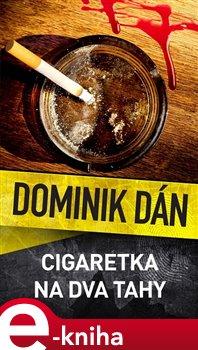 Obálka titulu Cigaretka na dva tahy